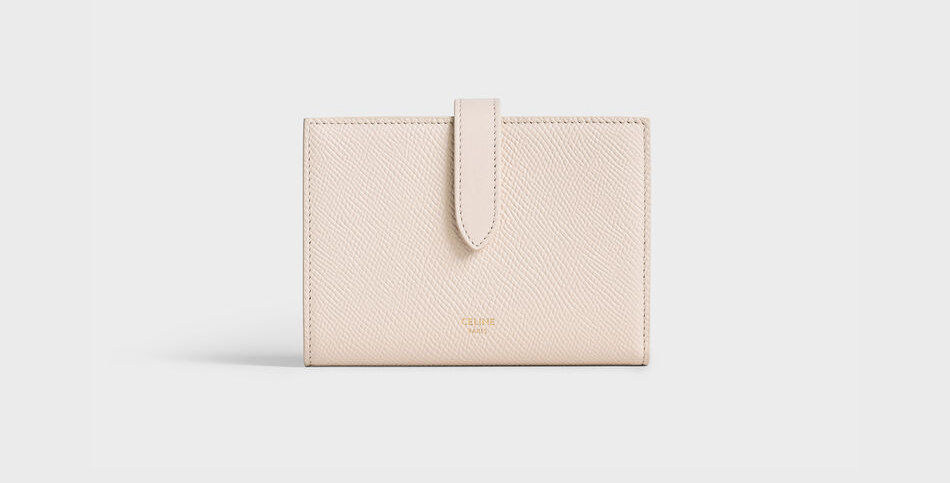 Céline Medium Multifunction Strap Wallet