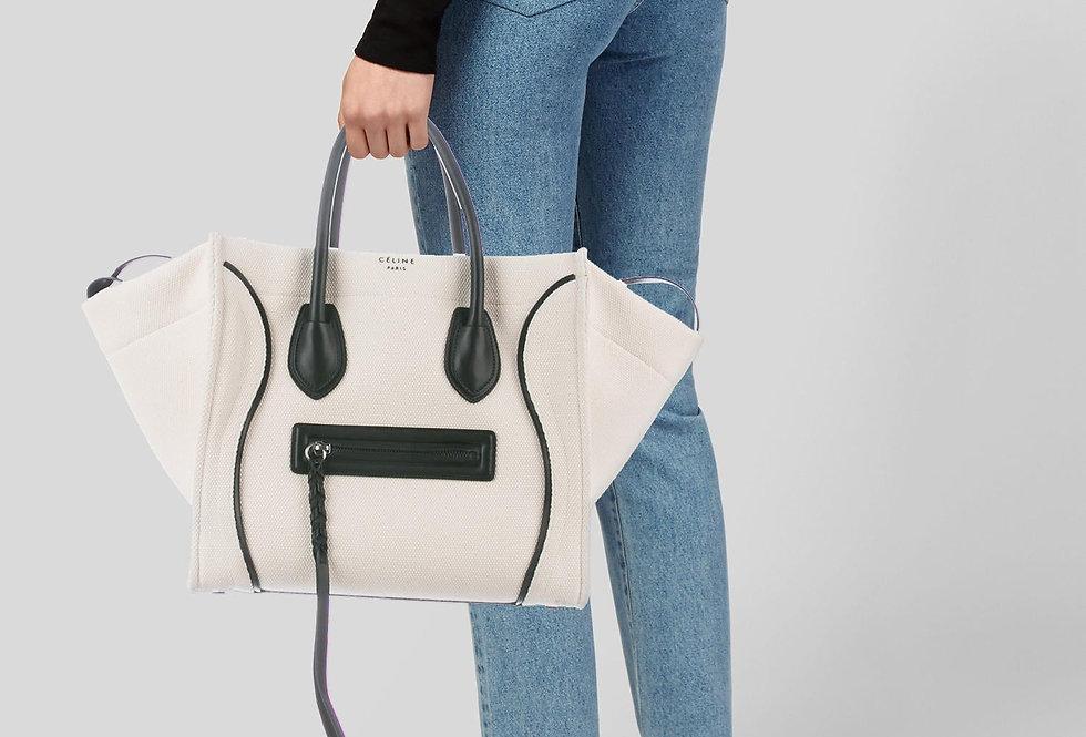 Céline Mini Luggage Phantom Tote