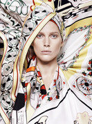 HERMES SCARVES & SILK ACCESSORIES