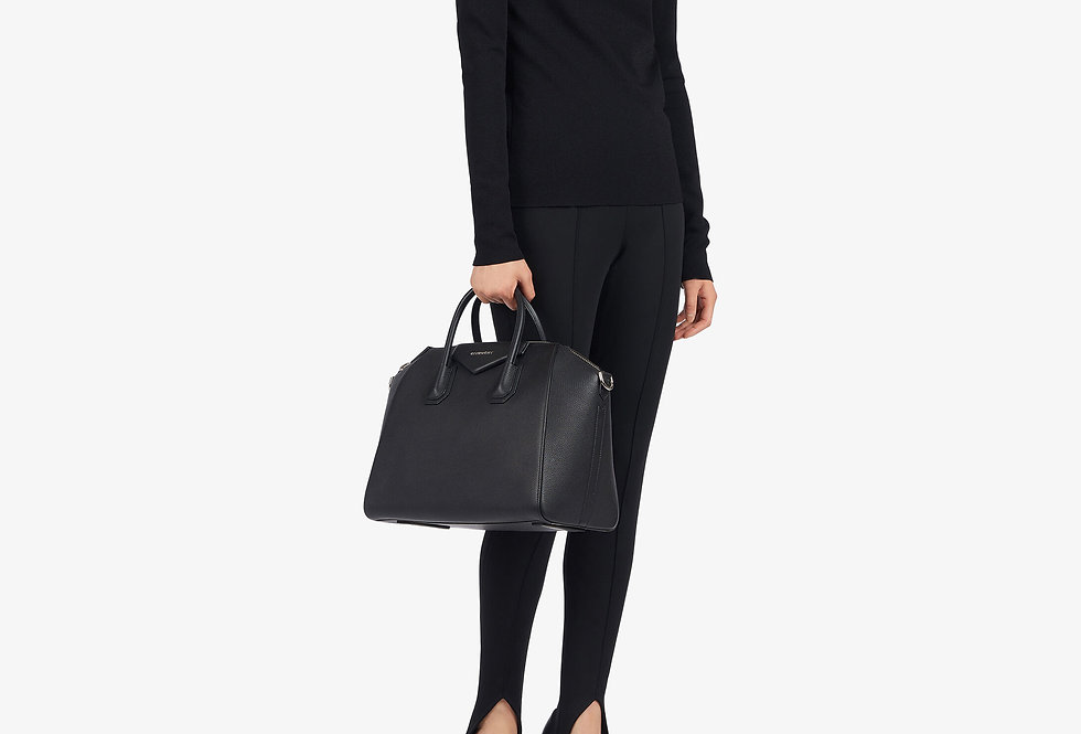 Givenchy Medium Antigona Bag in Grained or Smooth Leather