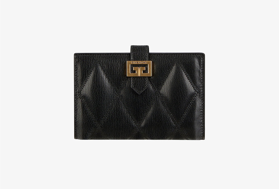 Givenchy GV3 diamond quilted leather