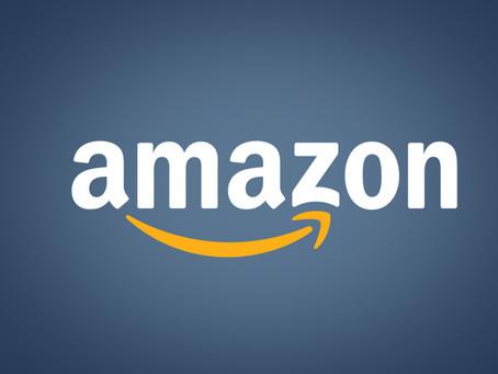 NEW AMAZON STOREFRONT!