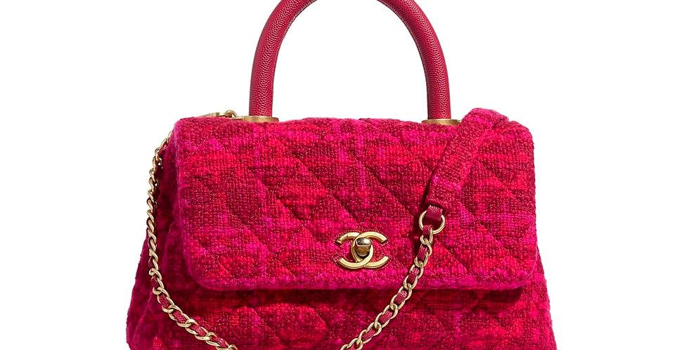 Chanel CC Trendy Mini Top Handle