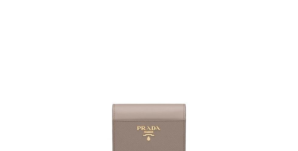 Prada Small leather wallet