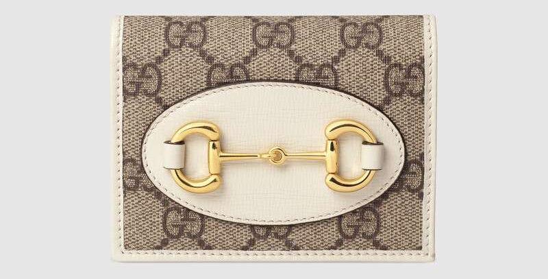 Gucci Horsebit 1955 Cardcase Wallet