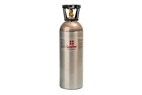 Aluminum Compressed Gas Cylinder Medium