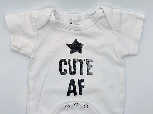 """""""Cute AF"""""""