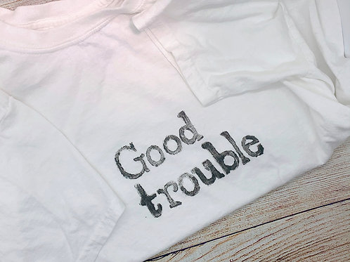 GOOD TROUBLE Youth T - Med