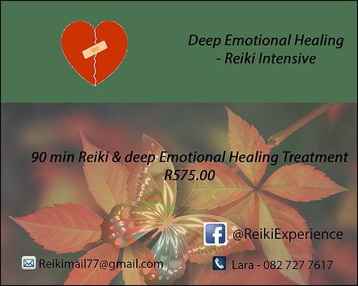 Reiki 4 x7cm_ Emotional Healing Intensiv