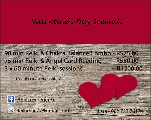 Reiki 4 x7cm_ Valentine Ad _Full Red Ban
