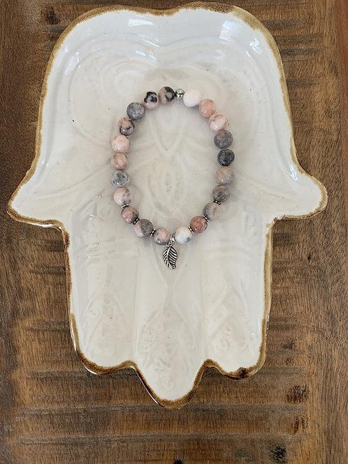 Bracelet pour équilibrer yin / yang