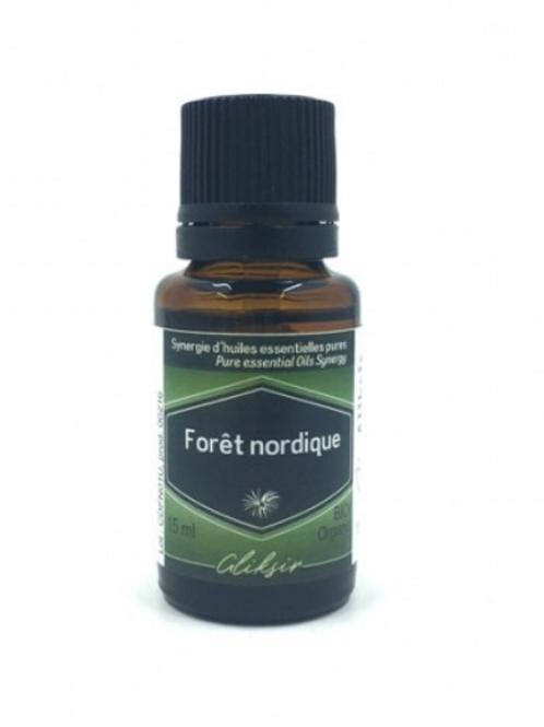 forêt nordique