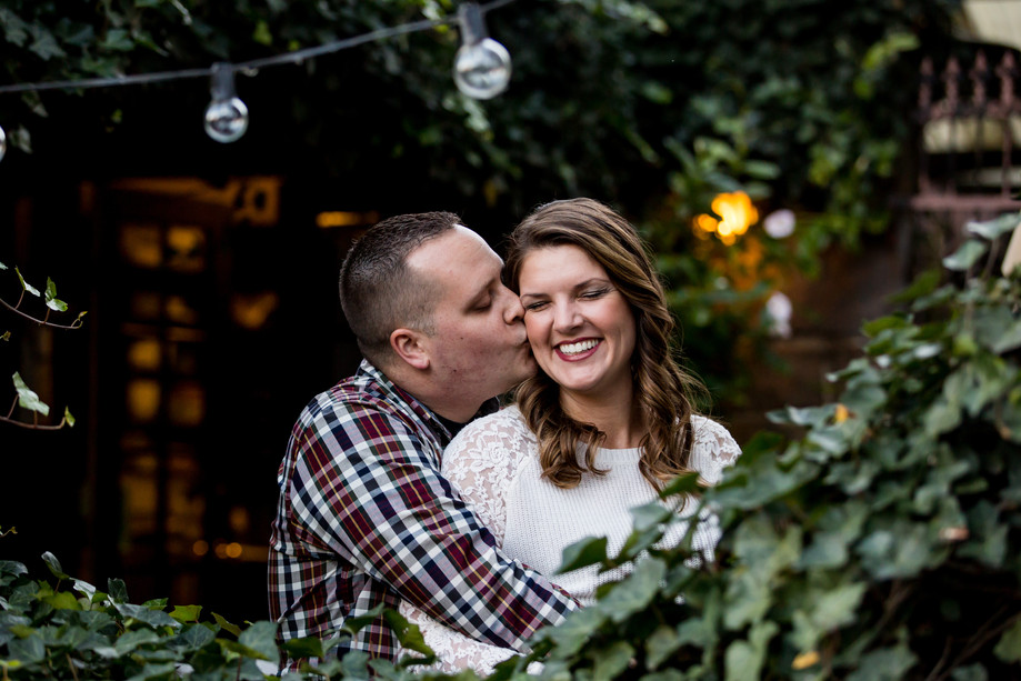 Engagement: Rachelle & Alex