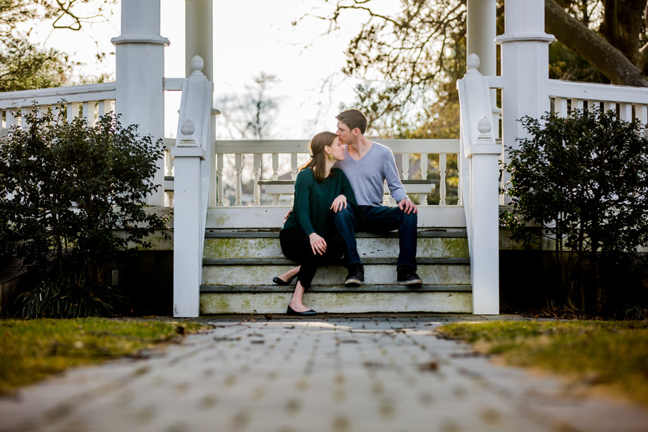 Engagement: Clare & James