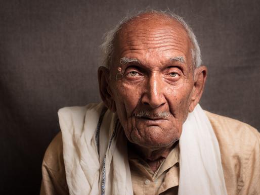 50 Portraits - Portrait #12