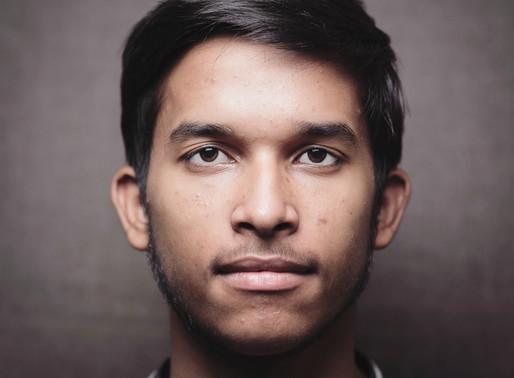 50 Portraits - Portrait #23