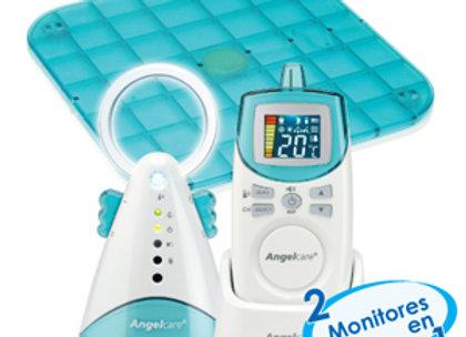 Angel Care monitor detecta movimiento y sonido