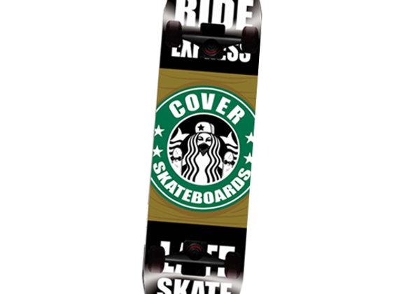 Patineta Cover Coffe Skate