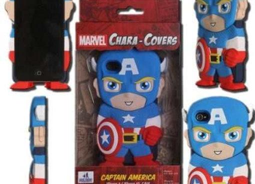 Case iPhone 4/4S Marvel-Capitán América