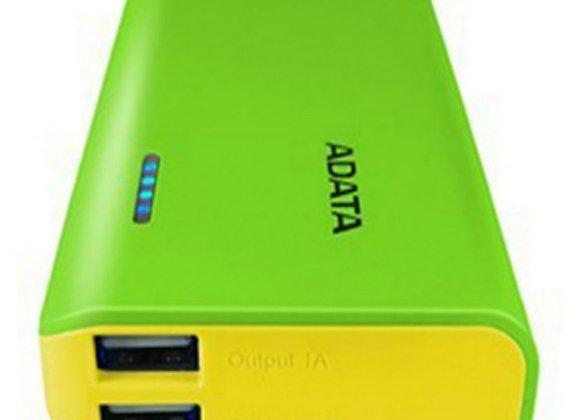 ADATA APT100 Batería de 10000 mah,verde