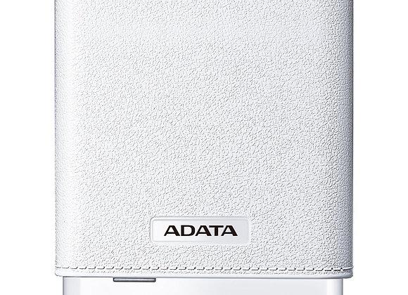 ADATA APV150-10000M-5V-CWH Power Bank, 10000mAp, color Blanco