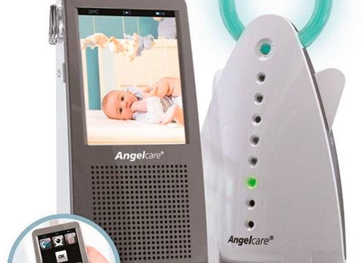 Angel Care  Monitor detecta audio y video