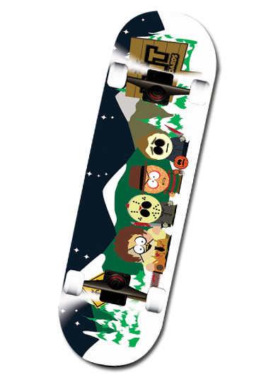 Skateboard TNT
