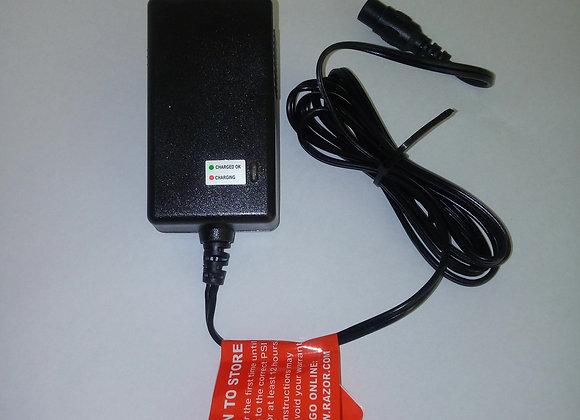 Cargador E200/E300 (24V/1.2A 1500mA) US Plug type