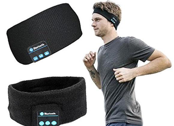 Banda con audífonos Bluetooth, audífonos manos libres