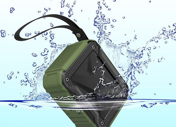 HAVIT Portable Wireless Bluetooth 4.1 Speaker, IPX5 Waterproof & Dustproof