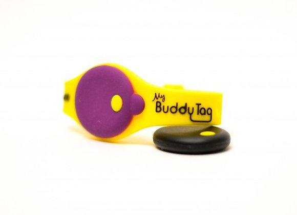 My Buddy Tag Silicon Amarillo