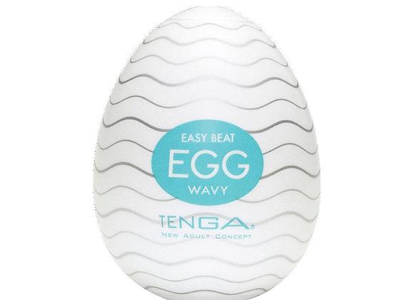 Tenga Egg -Wavy