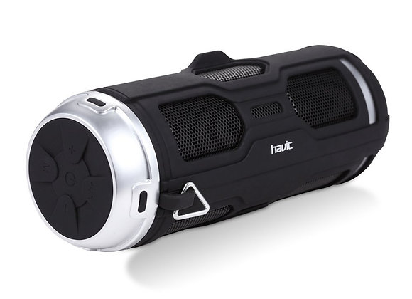 Havit Bocina Bluetooth Portatil Recargable Mp3 Music M6 -Negro