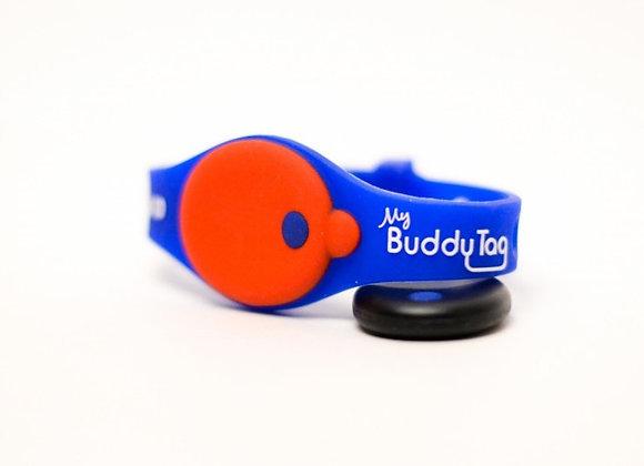My Buddy Tag Silicon Azul