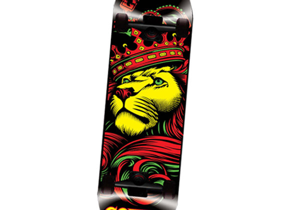 Patineta Cover The King