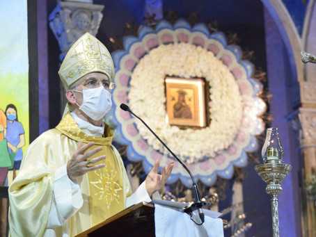 Homily of the Apostolic Nuncio on the Feast of Our Lady of Perpetual Help
