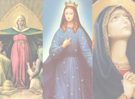 Pope Francis Adds 3 New Invocations to the Litany of Loreto