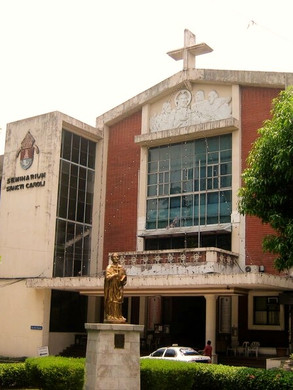 25. San Carlos Seminary, Guadalupe, Makati City