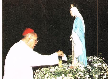 Fr Jun Sescon Remembers Cardinal Sin, the Dreamer