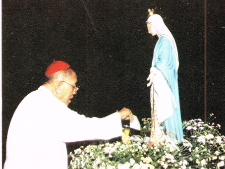 Fr Jun Sescon Remembers Cardinal Sin, the Dreamer