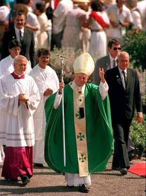 15. He promulgated the Catechism of the Catholic Church (CCC).