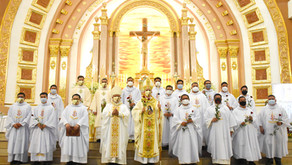 Homily of Papal Nuncio Archbishop Charles John Brown on the Feast of St Therese