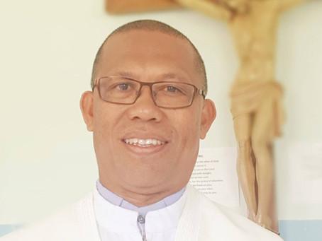 Surigaonon SVD Becomes Bishop of Papua New Guinea