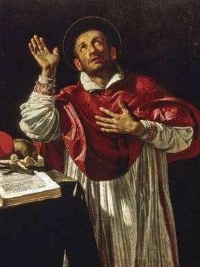 1. St. Charles Borromeo