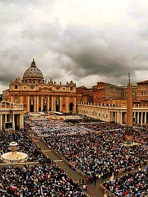 3. He made beatification and canonization more accessible