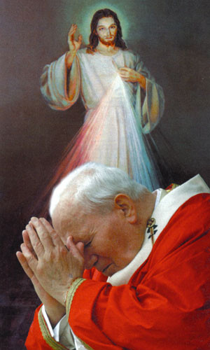 18. He is The Great Mercy Pope.