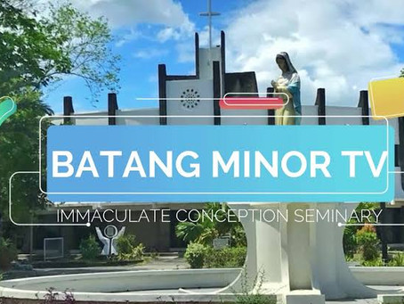 Batang Minor TV: Journeying with Dominus Est