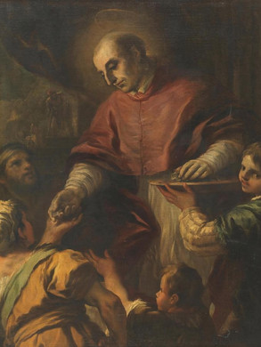 20. He founded the Collegium Helveticum to fight heresy