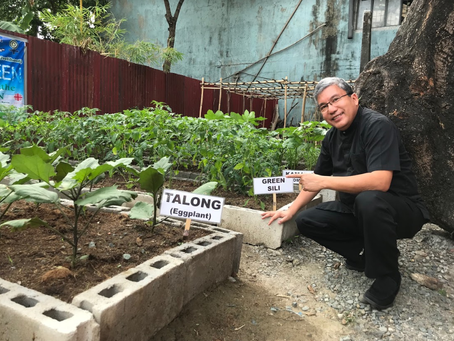FR ANTON PASCUAL: Advocate of Whole Food, Plant-Based Die