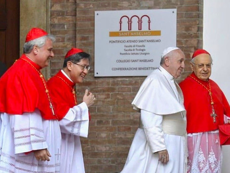 Breaking: ​CARDINAL TAGLE APPOINTED TO PONTIFIC​AL COUNCIL FOR INTER-RELIGIOUS DIALOGUE